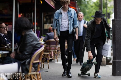 Street Style Gallery: The Best Of Paris Fashion Week SS16