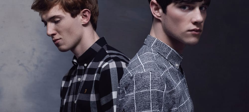 Farah Menswear Autumn/Winter 2015 Collection