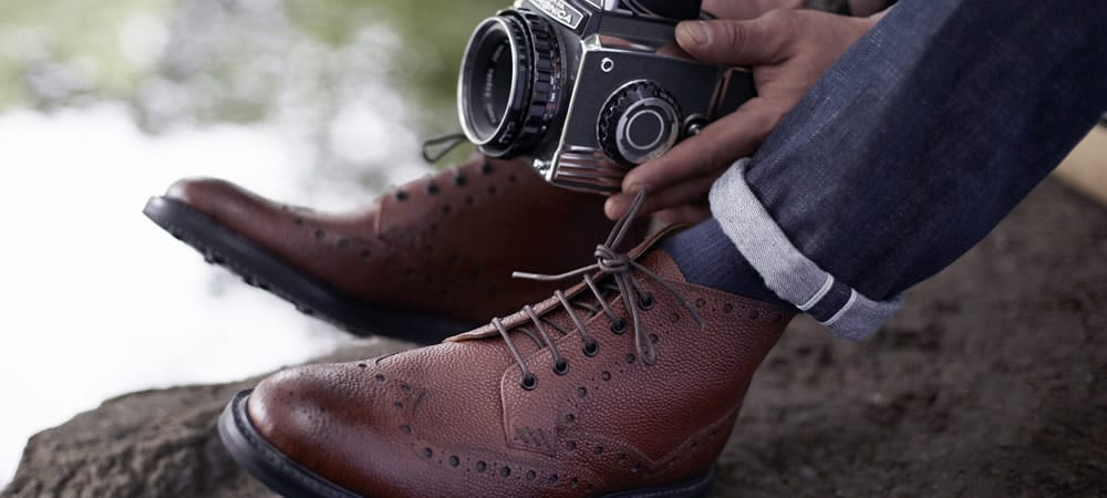 Oliver Sweeney Autumn/Winter 2015 Footwear Collection