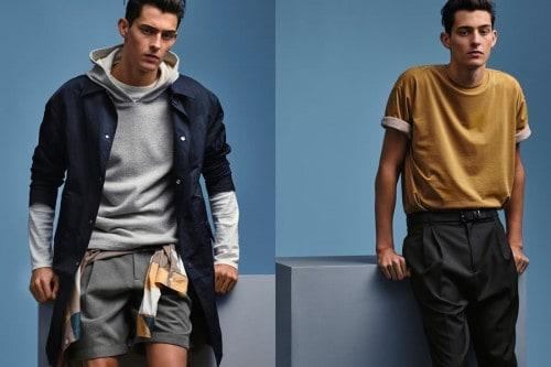 H&M Studio Spring/Summer 2016 Men's Lookbook