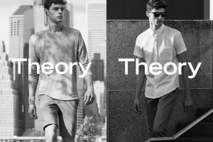 Theory Spring/Summer 2016 Advertising Campaign