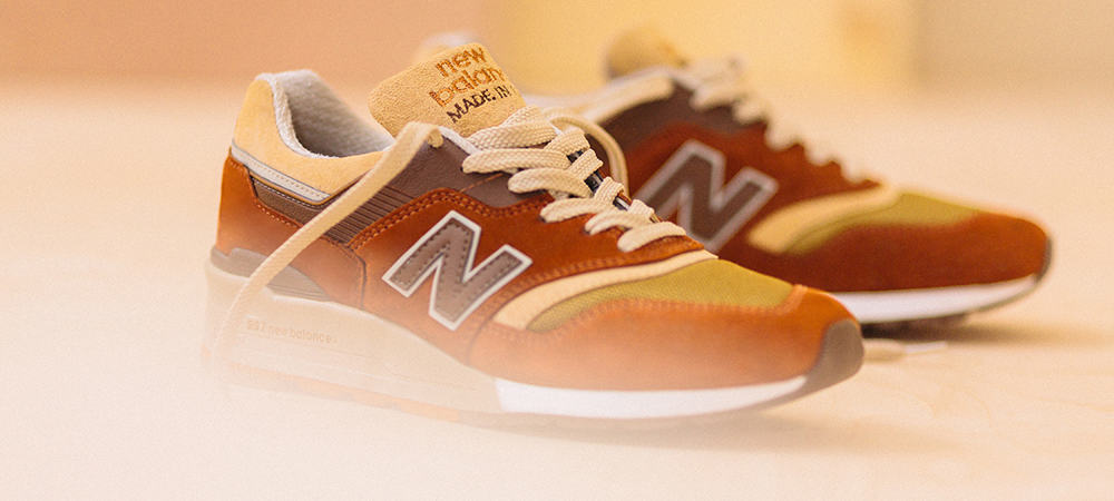 J.Crew's Take On The New Balance 997 Is Your Suit's New Favourite Shoe