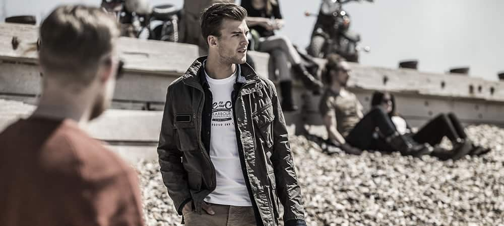 The Best Pieces From Barbour International SS16