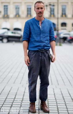 Street Style Gallery: Paris Fashion Week SS17