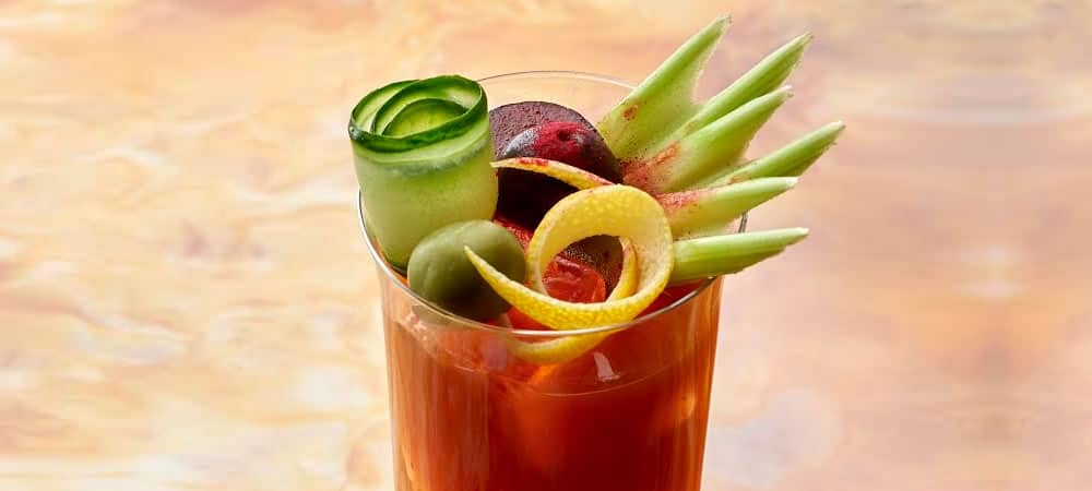 Cocktail Recipe: Lobster Bloody Mary