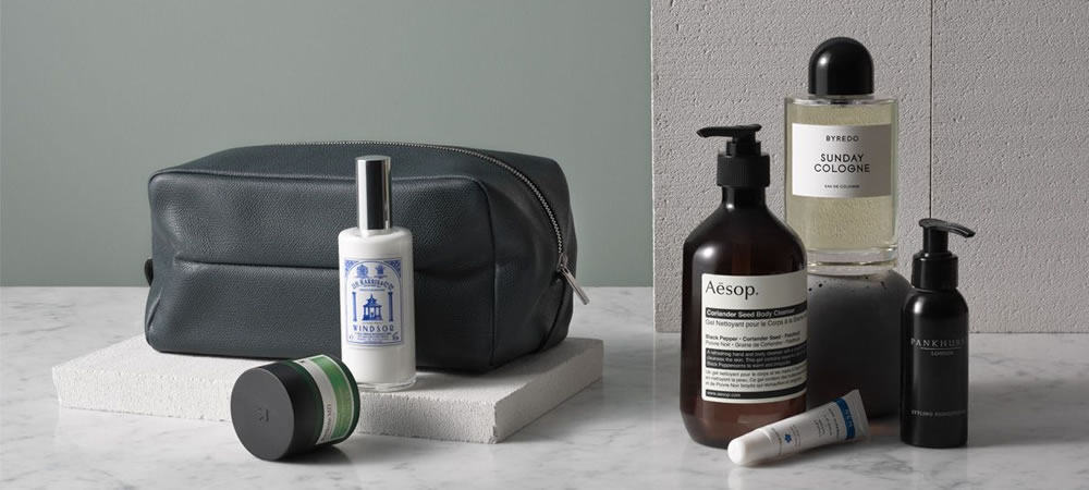 The Men's 2016 Grooming Gifts Guide