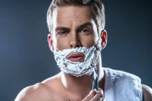 The Most Common Mistakes Men Make When Shaving