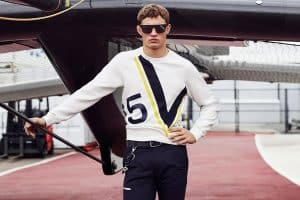 Louis Vuitton America's Cup Collection 2017 Advertising Campaign
