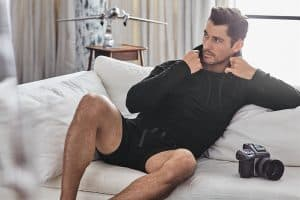 David Gandy For Autograph Spring/Summer 2017 Men's Lookbook