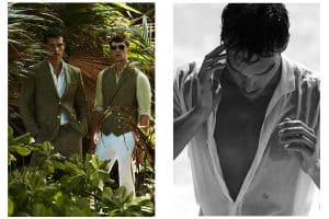 Massimo Dutti The Pursuit Of Nature Spring/Summer 2017 Men's Lookbook