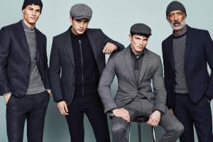 Marks & Spencer Autumn/Winter 2017 Men's Lookbook