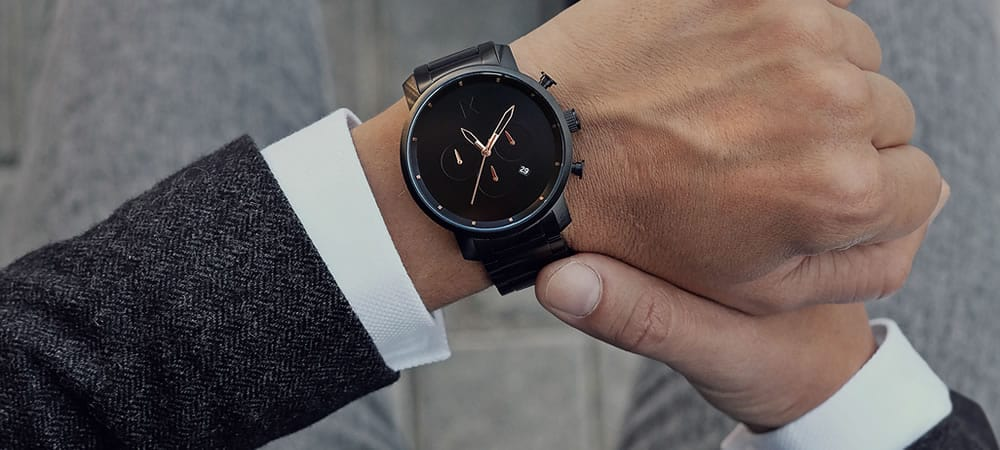 MVMT Is The Affordable Watch Brand You Need To Know Right Now