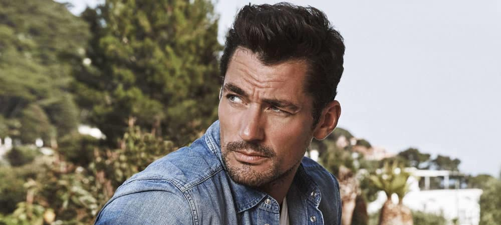 20 Of The Best Widow\'s Peak Hairstyles For Men | FashionBeans