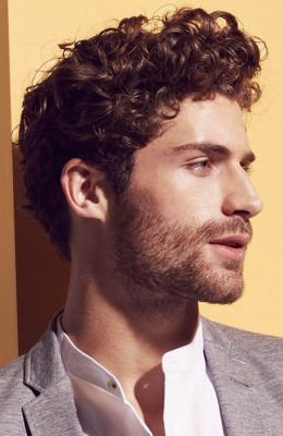 Mens Curly Hair Style The Best Men's Curly Hairstyles & Haircuts For 2018  Fashionbeans