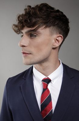 The Best Men's Curly Hairstyles & Haircuts For 2018