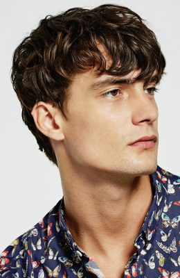 Long Length Hairstyles For Men Mens Medium