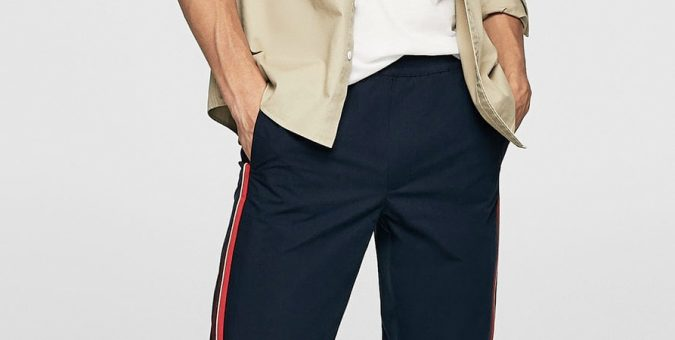 Where To Buy The Best Side-Stripe Trousers