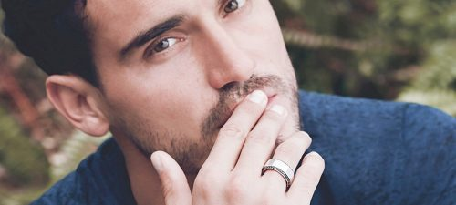 A Man's Guide To Wearing Rings