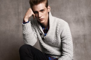 H&M Winter 2011 Campaign Look Book