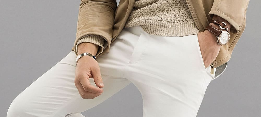 Men's Fashion Basics – Part 77 – White Jeans