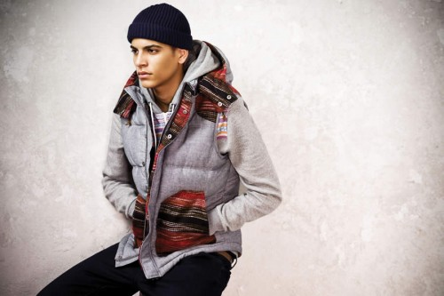 River Island Autumn/Winter 2012 Men's Lookbook