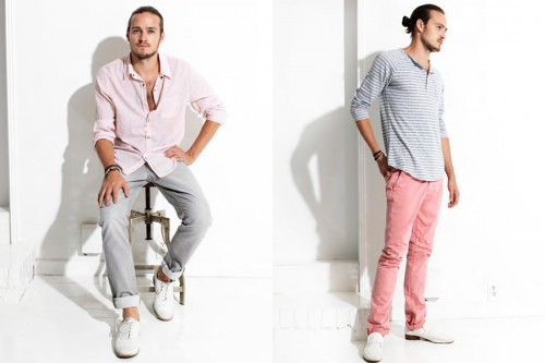 Joe's Spring/Summer 2013 Men's Lookbook
