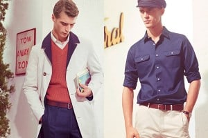 De Fursac Spring/Summer 2013 Men's Lookbook