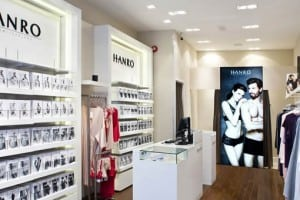 Hanro Opens First UK Store