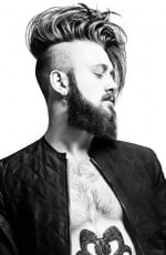 British Hairdressing Awards Men's Hairdresser of the Year 2013