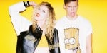 The Simpsons x Joyrich Ss14 Collection
