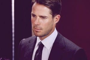Jamie Redknapp For Avon Cosmetics