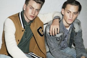 Men's SS14 Fashion Trend: Vintage Americana