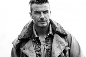 David Beckham To Launch His Own Clothing Line?