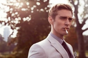 Hardy Amies Spring/Summer 2014 Advertising Campaign