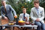 HUNTSMAN Spring/Summer 2014 Advertising Campaign