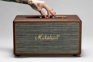 Marshall Stanmore Home Speaker Brown