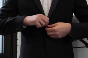 TOPMAN HOW TO RESTYLE YOUR TUXEDO
