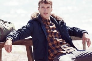 Five Ways To Wear: Men's AW14 Check/Tartan Trend