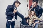 Pepe Jeans Autumn/Winter 2014 Advertising Campaign