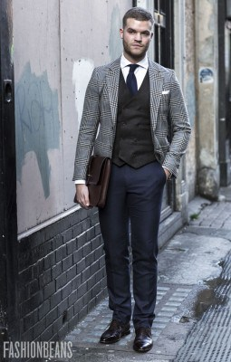 Phil Green, Photographed in London - Click Photo To See More