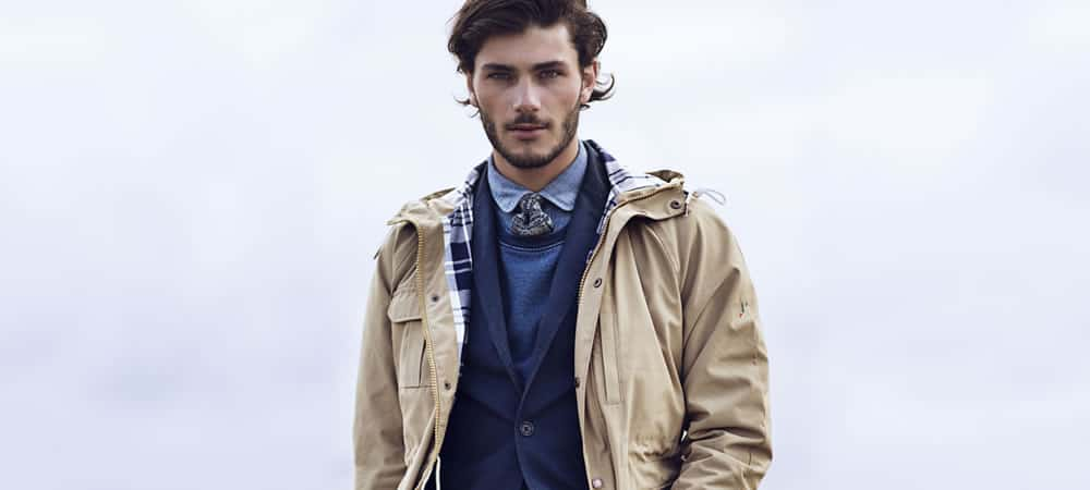 10 Stylish Men's Waterproof Jackets