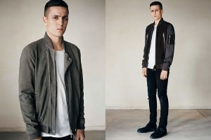 AllSaints April 2015 Men's Lookbook