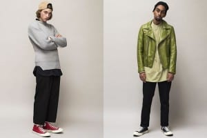 Cyderhouse Autumn/Winter 2015 Men's Lookbook