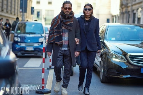 Street Style Gallery: Milan Fashion Week AW16