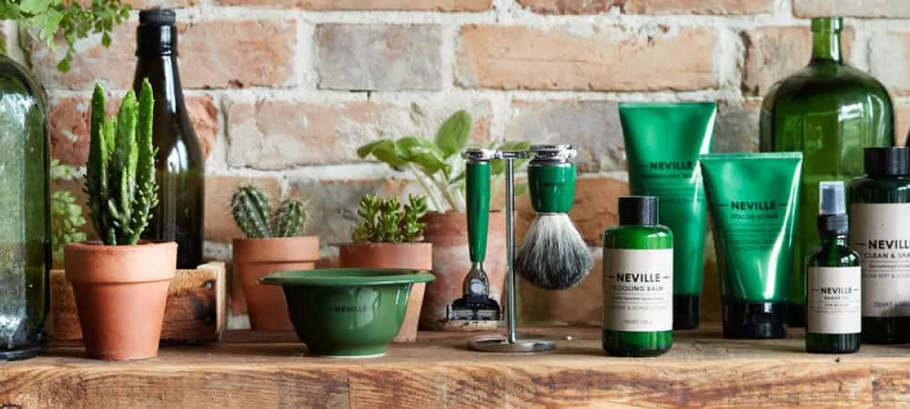 The Best Natural Men's Grooming Brands