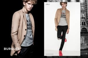 El Burgues Autumn/Winter 2016 Men's Lookbook