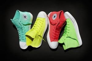 Converse Glows Bright With Its New Neon Collection