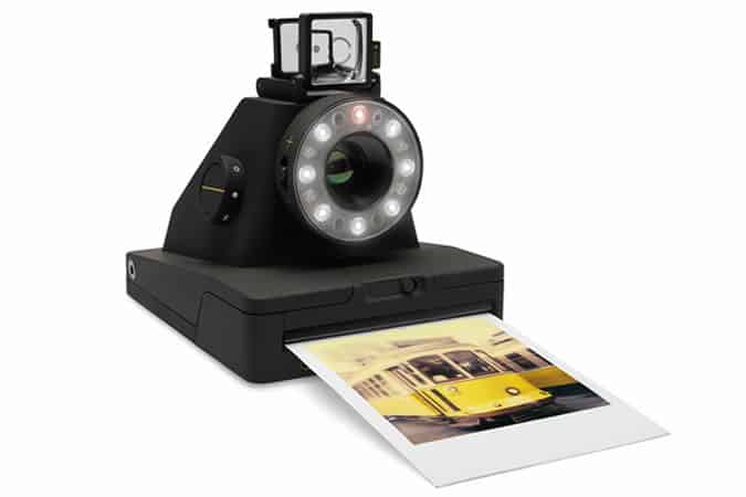 The Polaroid Camera Is Back