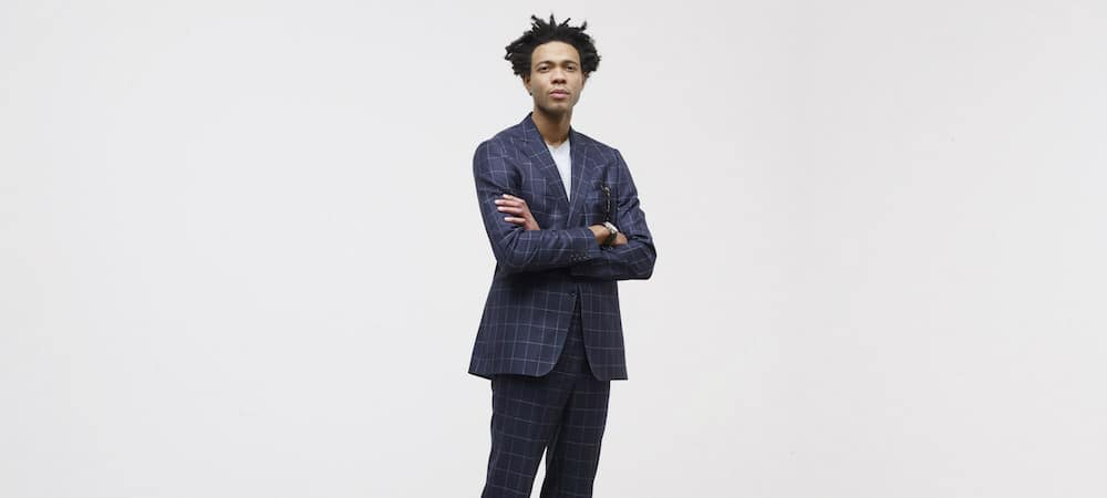 Exclusive: Charlie Casely-Hayford Trainers For Superga