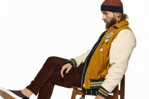 Scotch & Soda Autumn/Winter 2016 Men's Lookbook